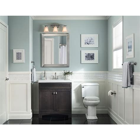 best bathroom vanity cabinets shop style selections drayden grey integral single sink