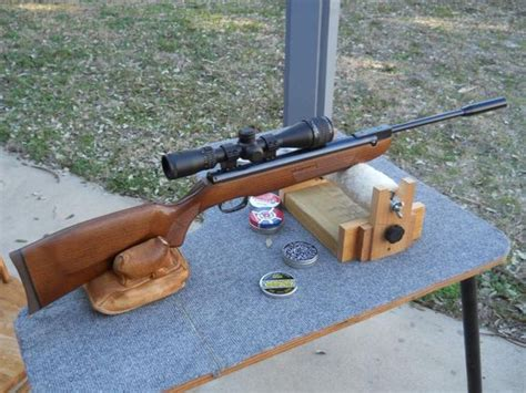 bench rest springer bench rest that works airguns guns forum redneck tech pinterest