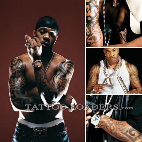 Busta Rhymes Tattoos Pictures Best Tattoos Genius