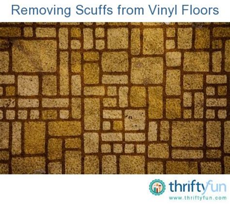 Removing Scuffs From Wood Floors by Removing Scuffs From Vinyl Floors Thriftyfun