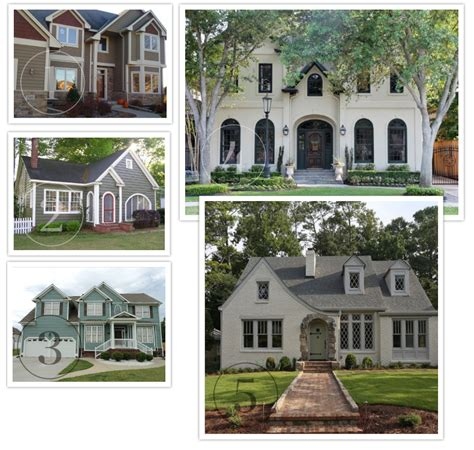 my favorite 29 exles of exterior paint colors