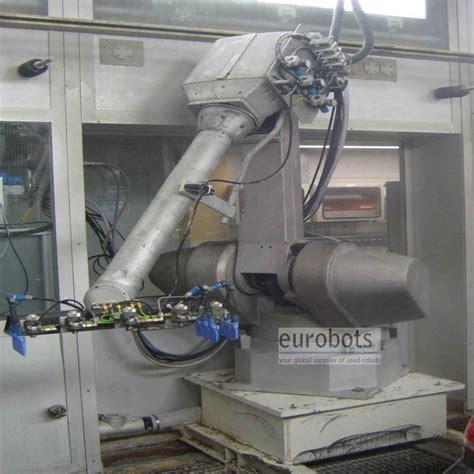 Kuka Roboter Lackieren by Lackieren Eurobots