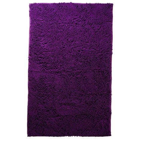 rugs with purple accents lavish home purple 1 ft 9 in x 3 ft accent rug 67 12 pu