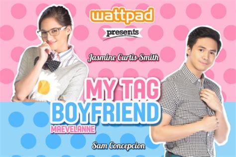 The Coldest Boyfriend Novel Wattpad curtis smith sam concepcion lead new wattpad presents tv lineup