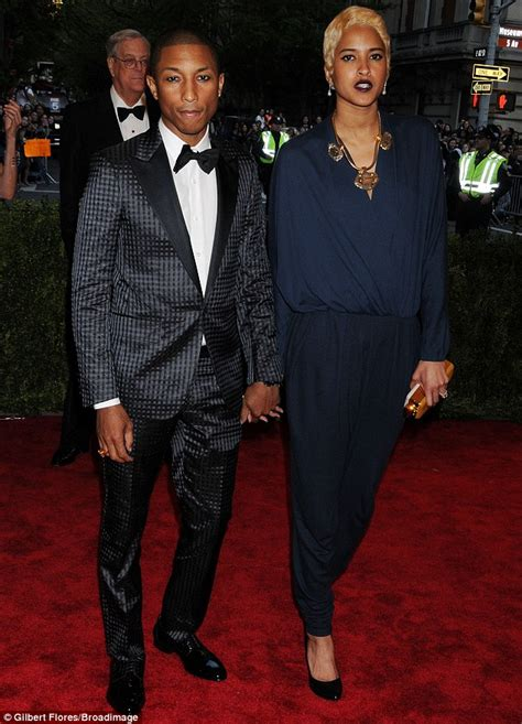 studio q tv pharrell williams weds helen lasichanh in miami met ball 2013 beyonce almost spills out of headache
