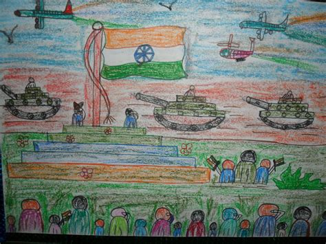 competition 2013 india republic day of india drawing competition 2013 drawing