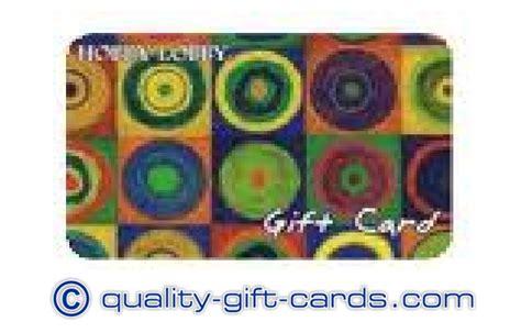 Hobby Lobby Gift Card Balance - hobby lobby discount gift card quality gift cards