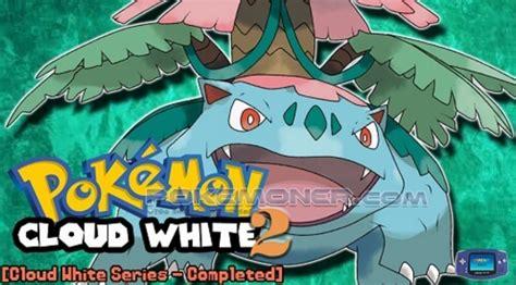 pokemon cloud white   pokemon