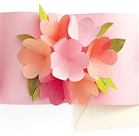 pop up card flower basket template cart 213 es dia das m 195 es arte e contos