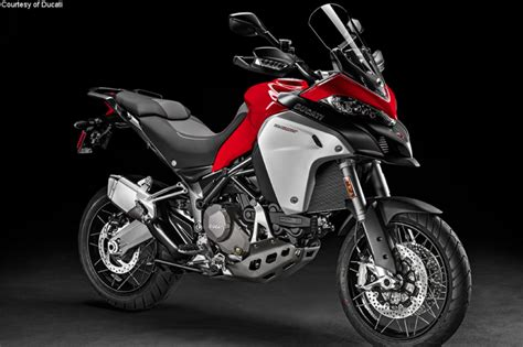 Most Comfortable Ducati by The All New 2016 Ducati Multistrada 1200 Enduro Really