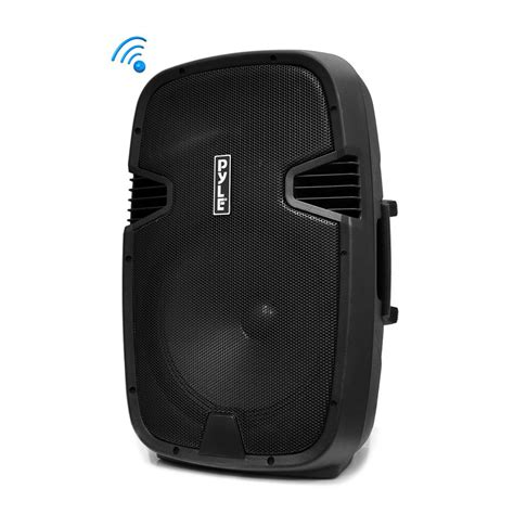 Speaker Portable Wireless Ps 154pp4 Mic Handle pylepro pphp122bmu home and office pa loudspeakers