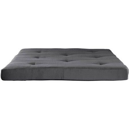 mainstays 6 quot tufted futon mattress colors walmart