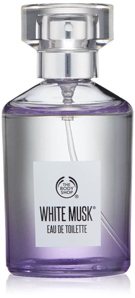 the shop white musk eau de parfum perfume 50ml