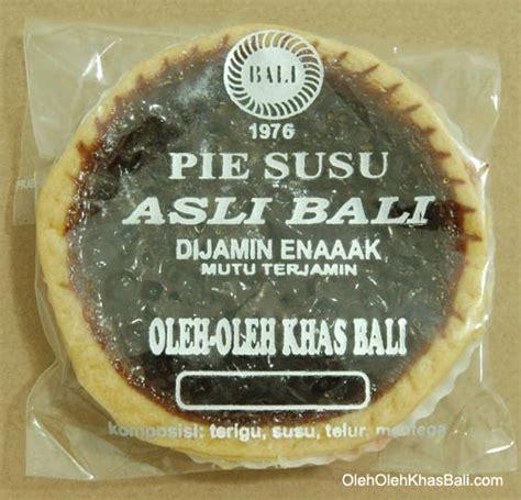 Pie Asli Bali Coklat Keju pie merk quot asli bali quot oleh oleh khas bali menjual oleh oleh khas pulau bali murah cepat
