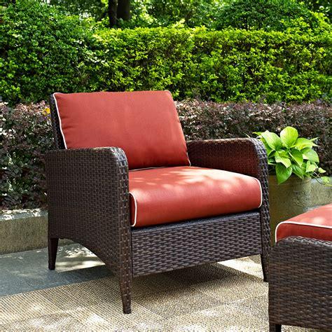 corona outdoor chair sangria american signature furniture