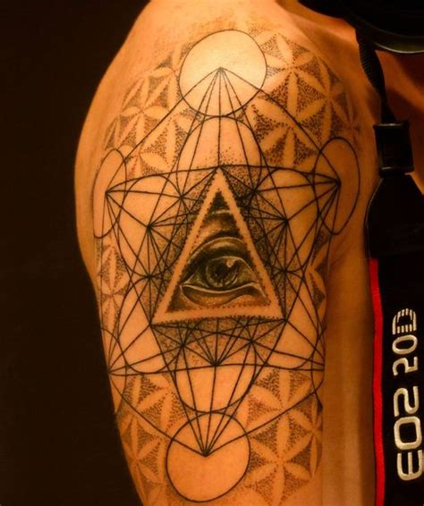 sacred tattoo oakland metatron s cube flower of background dillon forte