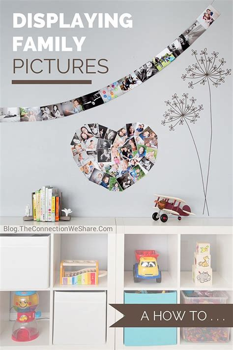 ideas for displaying photos on wall 17 best ideas about displaying family pictures on