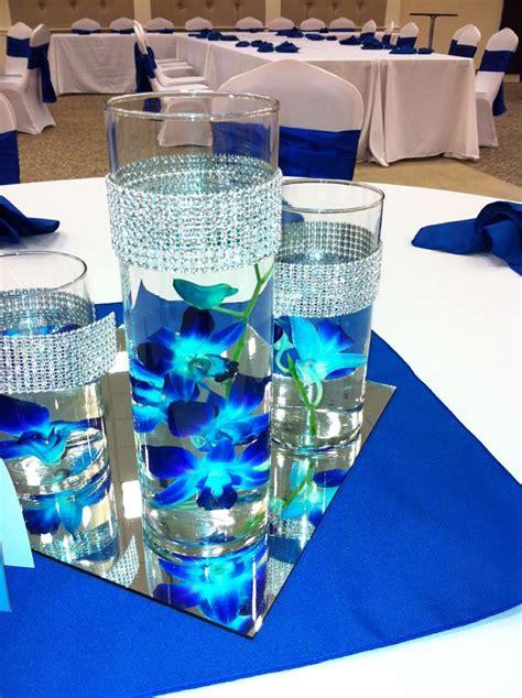 blue centerpieces 25 best ideas about blue centerpieces on blue