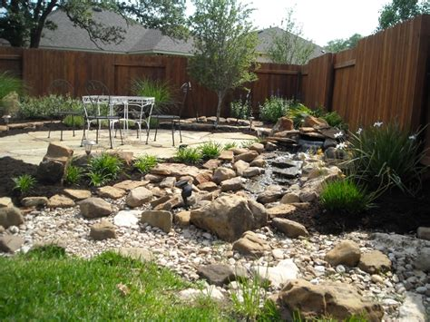 create front yard landscaping with rocks bistrodre porch