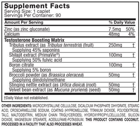 z test supplement test hd muscletech