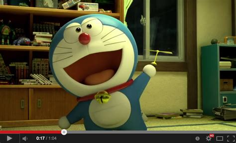 film doraemon robot doreamon get his first ever cg overhaul in upcoming movie