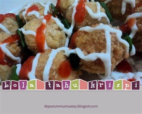 baso tahu krispi resep masakan indonesia