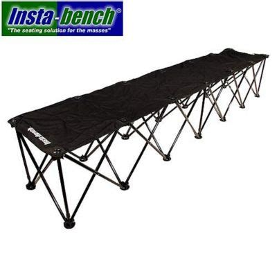 insta bench insta bench 6 seater bench black benches 90 06