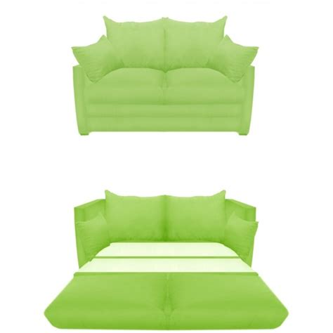 sofa bed lime green green sofa bed