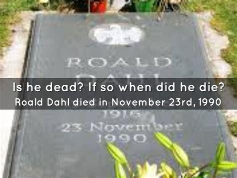 fiore dead when roald dahl died fiori idea immagine