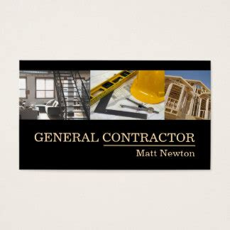 general contractor business cards 98 general contractor business cards and general
