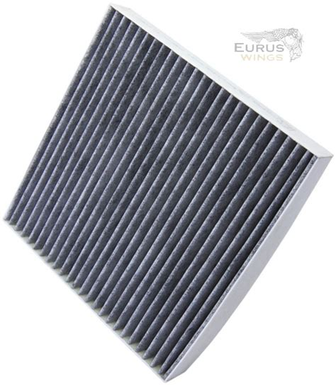 2006 Honda Civic Cabin Air Filter by Hqrp Air Carbon Cabin Filter For Honda Civic Hybrid 2006