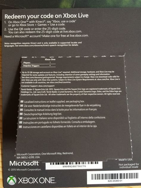 code mod game online xbox one 1 tb rottr bundles missing prepaid codes for