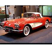 Chevrolet Images 1953 Corvette C1 HD Wallpaper And