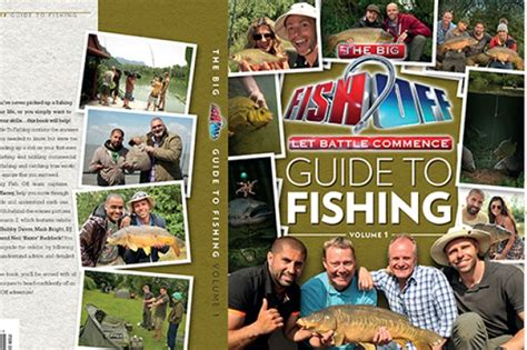 News The Guide To And Fishing by Tbfo Guide To Fishing Book In Tackle Shops Now News Korda