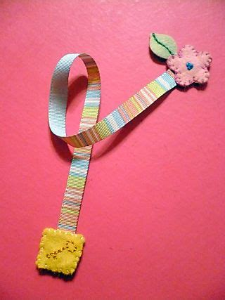 Handmade Bookmarks Ideas - handmade bookmark ideas skip to my lou