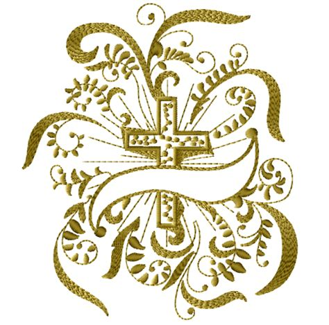 embroidery design motifs motif 1 from easter motifs large