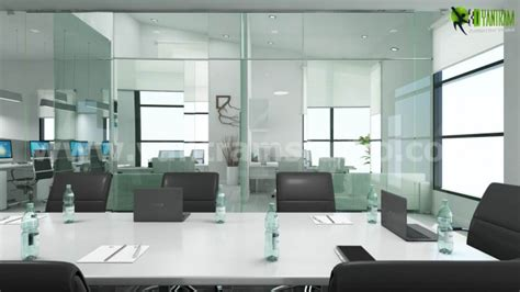 interior design firms atlanta commercial 3d interior rendering design conference area by yantr arch student
