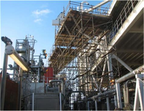 Pipe Rack Scaffolding by Company Profile H I S Engineering Ltd