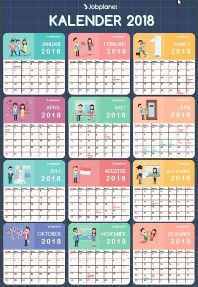 Kalender 2018 Indonesia Jpg Kalender Indonesia 2018 28 Images Kalender 2018 Pdf