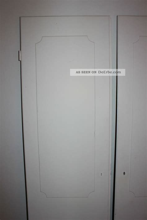 einbauschrank kleiderschrank 2 alte schrankt 252 ren f 252 r einbauschrank kleiderschrank
