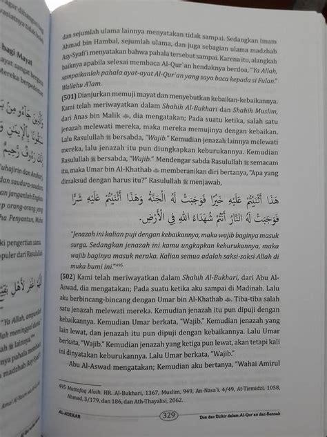 Bangkit Dan Runtuhnya Khilafah Bani Umayyah Abdussyafi Muhammad A buku al adzkar doa dan dzikir dalam al qur an dan sunah