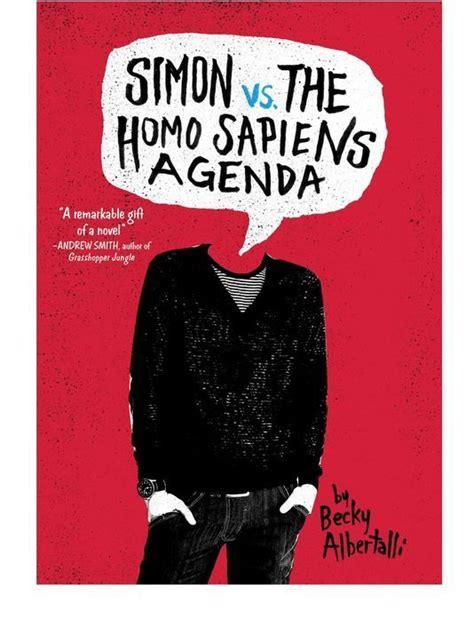 libro simon vs the homo must read yas simon vs the homo sapiens agenda and more
