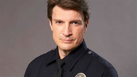 nathan fillion the rookie uk the rookie trailer for new nathan fillion series den of
