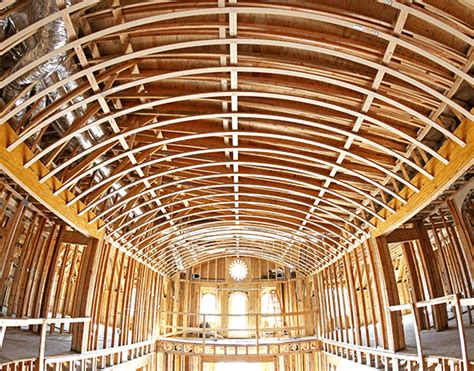 barrel vault ceiling kits prefabricated barrel ceilings