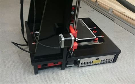 Itopie Printed Parts looking for a new diy 3d printer to build check out the itopie s new design 3dprint the