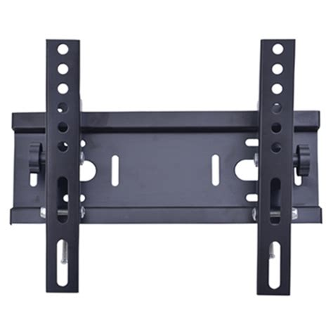 Tv Bracket 1mm Thick 200 X 200 Pitch For 14 37 Inch Tv tv bracket 200 x 200 pitch for 14 32 inch tv black jakartanotebook
