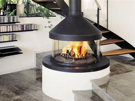 Meijifocus fireplace suspended staircase books   Best Electric Fireplace Reviews & Buying Guides