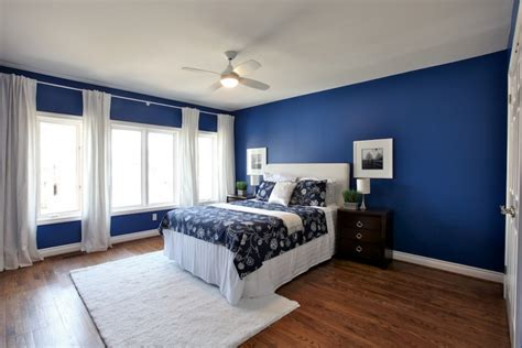 two tone blue bedroom 2 toned bedroom color ideas that will serve beautiful feel
