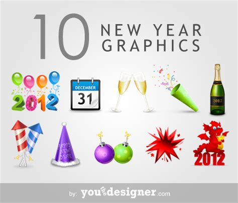 new year graphic free 15 new year design free age themes