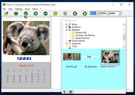 Calendar Software 4 Calendar Creator Software For Windows 10